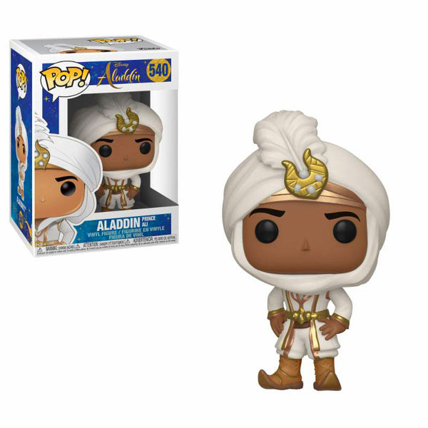 Aladdin (live-action) figurine POP! Disney Prince Ali #540