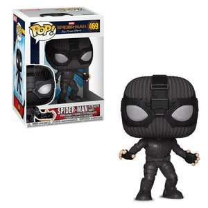 Spider-Man: Far From Home figurine POP! Marvel Stealth Suit #469