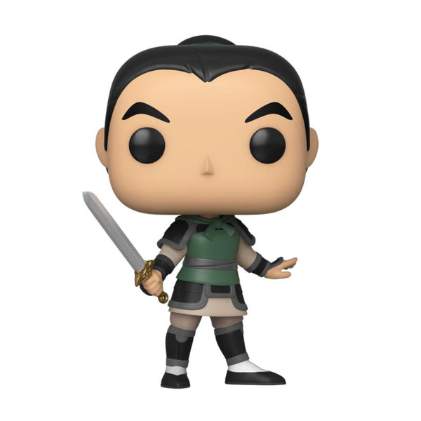 Mulan figurine POP! Disney Mulan as Ping #629