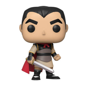 Mulan figurine POP! Disney Li Shang #631