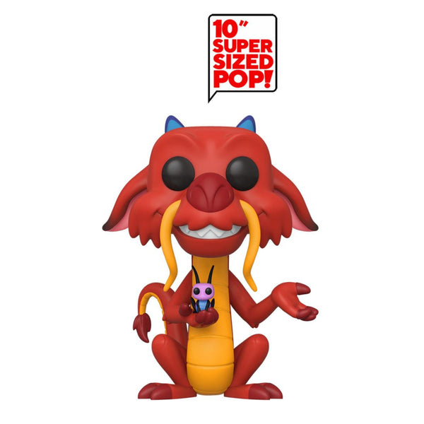 Mulan Super Sized POP! Disney Mushu #632