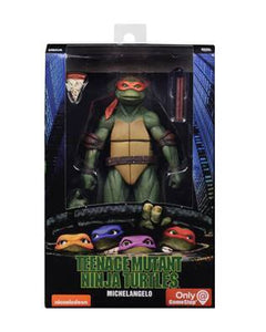 Les Tortues ninja figurine Michelangelo