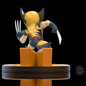 X-Men diorama Marvel 80th Q-Fig Wolverine