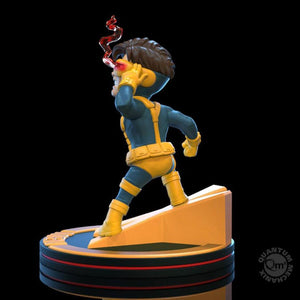 X-Men diorama Marvel Q-Fig Cyclops