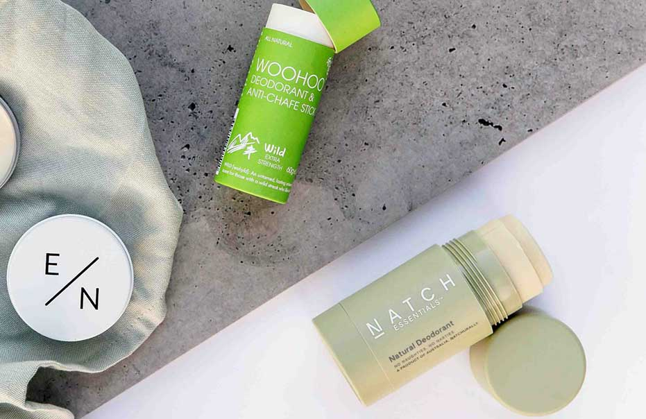 Natch Essentials - Style Magazine. We Tested Four Natural Deodorants  It was no sweat!