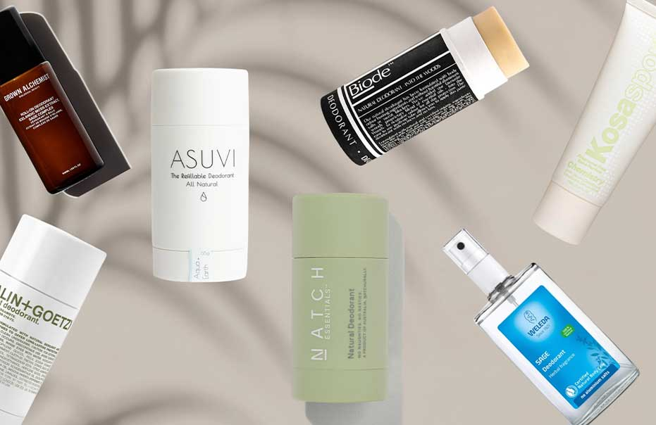 Natch Essentials - Caviar Feeling. The Best 7 Aluminum-Free Natural Deodorants That Actually Work