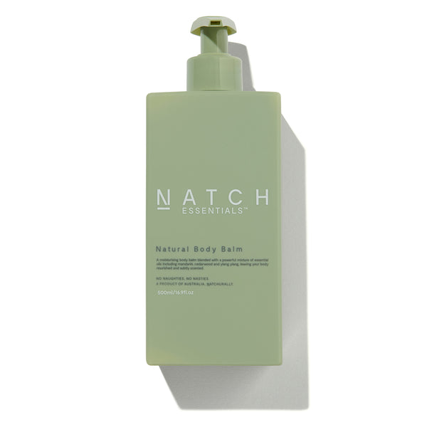 Natch Essentials natural body balm