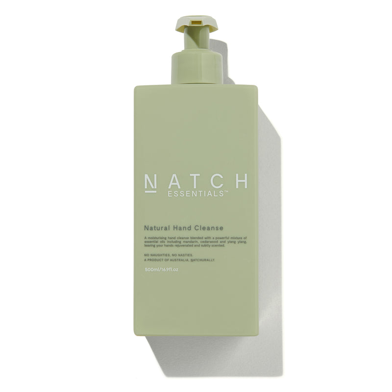 natch essentials hand cleanse