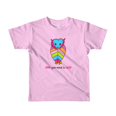 Boys & Girls T- Shirts. From 2 to 6 years.