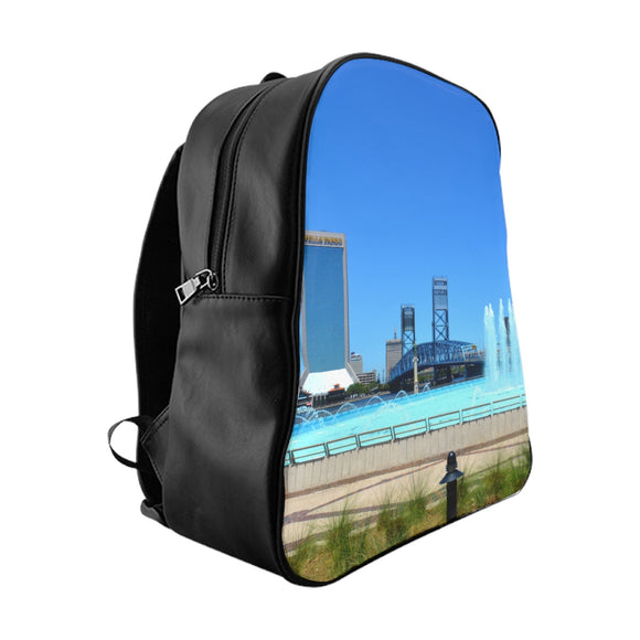 Friendship Fountain Backpack