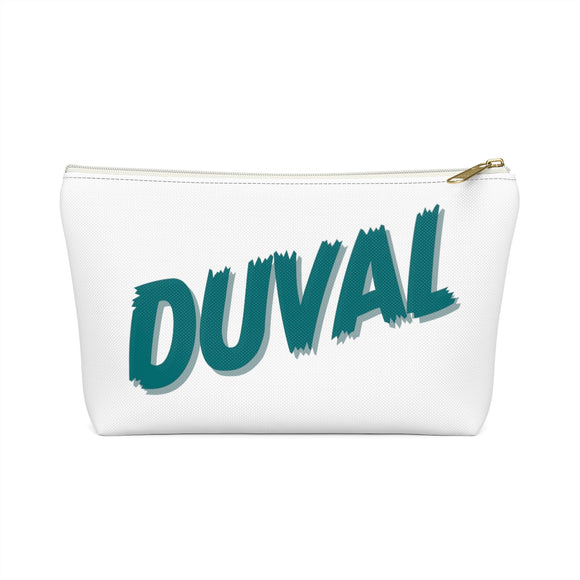 DUVAL Accessory Pouch with T-bottom