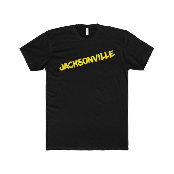 Jacksonville Men's Cotton Crew Tee