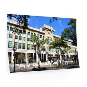 St. James Building Photo Print Wall Decal