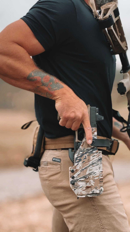 Outside-the-Waistband Holsters