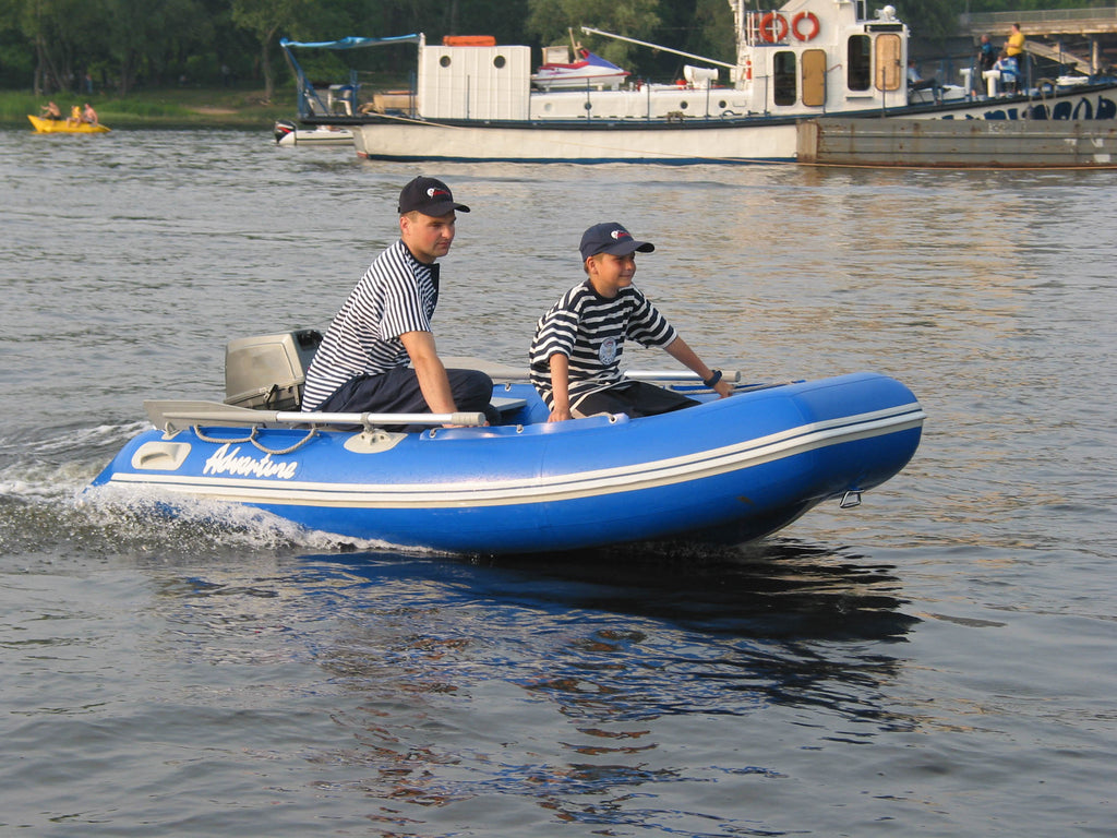 Aurora Inflatable Boat - Air Deck 220 Fully Welded Construction