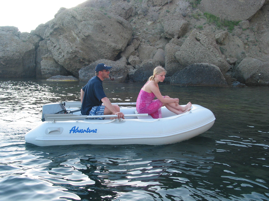 Aurora Inflatable Boat - Air Deck 300 Fully Welded Construction