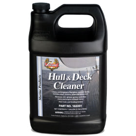 Presta - Marine Hull and Deck Cleaner 3.78L