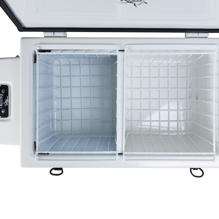 EvaKool - 110 Litre Fibreglass fridge freezer