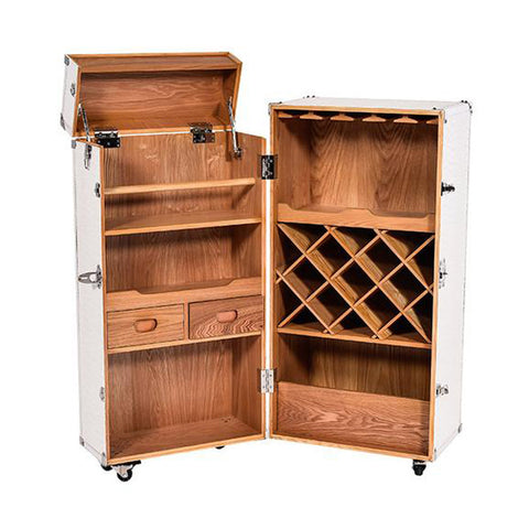 THE GOLDEN DUALITY WINE TRUNK