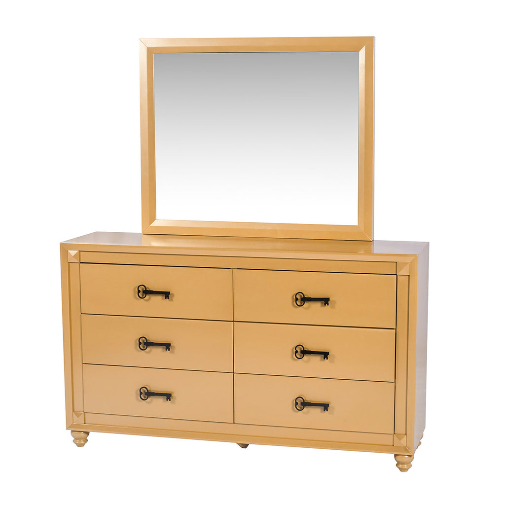 DREAMS UNLOCKED DRESSER