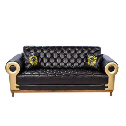 MIAMI GOLD SOFA