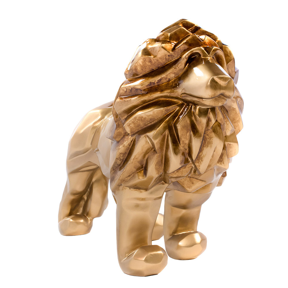 XL GOLD LION