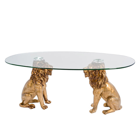 THE LAZY LEGEND COFFEE TABLE