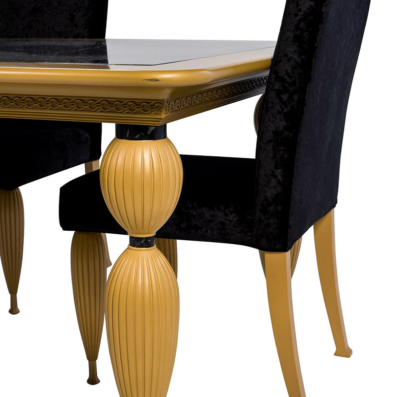 CALCUTTA MOGUL DINING TABLE