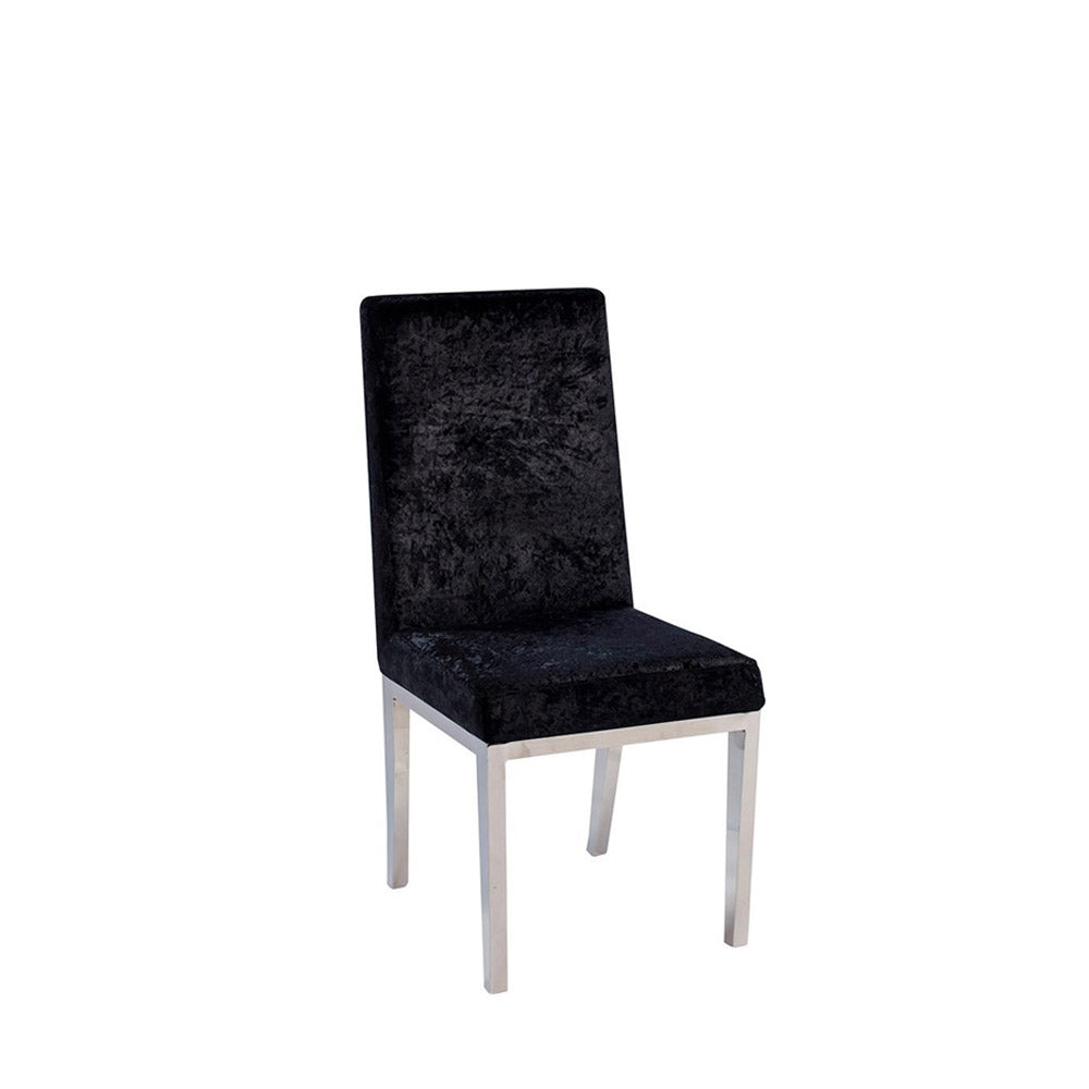 MAJOR KEY DINING CHAIR - BLACK