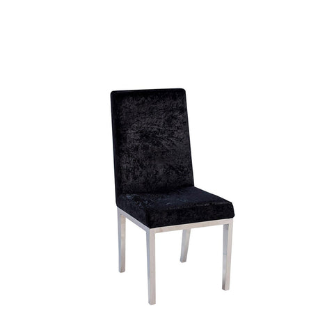 MAJOR KEY DINING CHAIR - PLATINUM