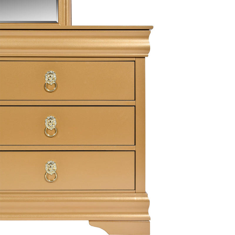SOVEREIGN DRESSER