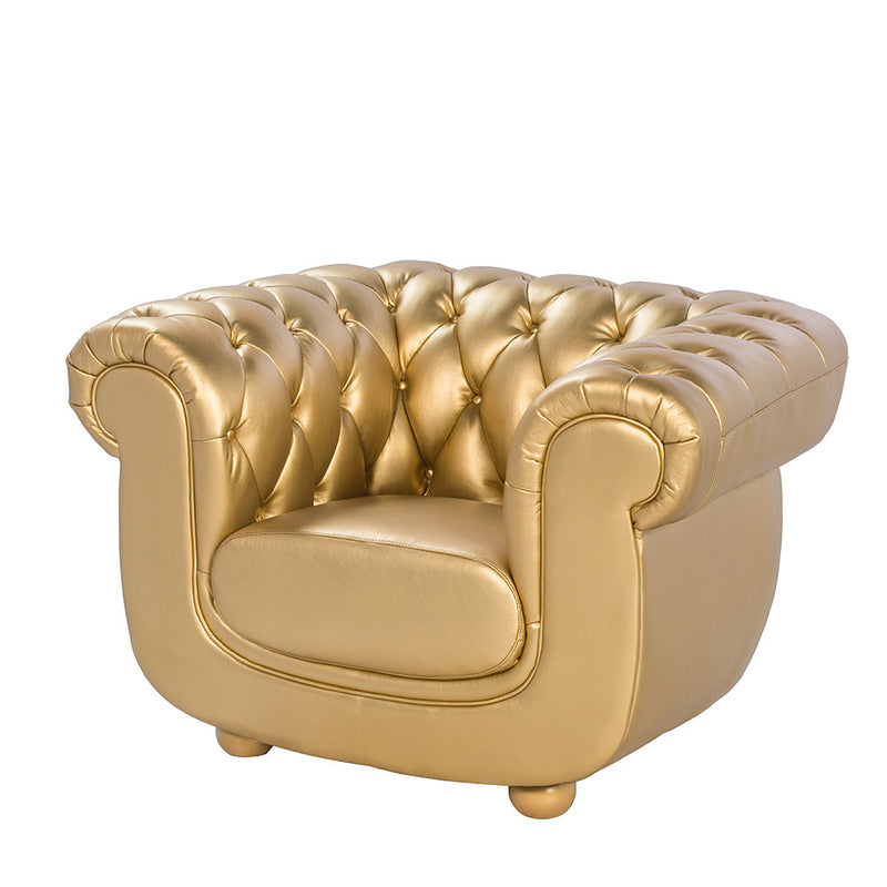 MIAMI GOLD CHAIR