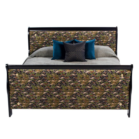 THE LION ORDER BED