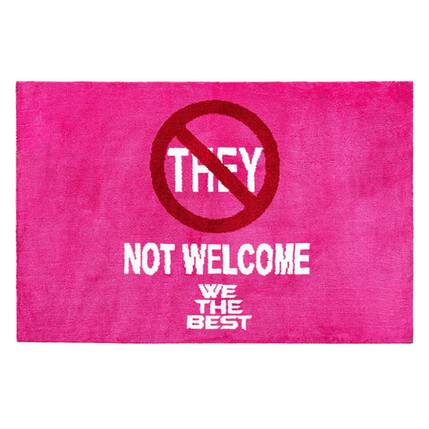 JACUZZI TALK 'NO THEY' TOWEL