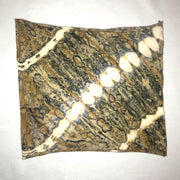 "Natural Elements-Organic Cotton ""Infinity"" Face Covering."