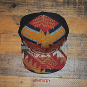KENTUCKY-LUX ECO BALL CAP-Limited Edition. One of a kind. Upcycled & Recycled. Unisex.