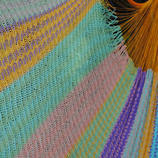 Surfer Hammock-Mayan Hand Woven by Local Artisans