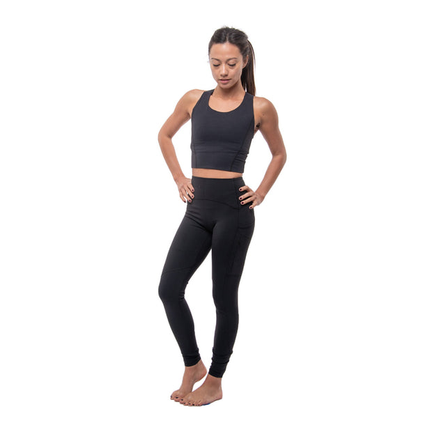 THRIVE LEGGING BLACK