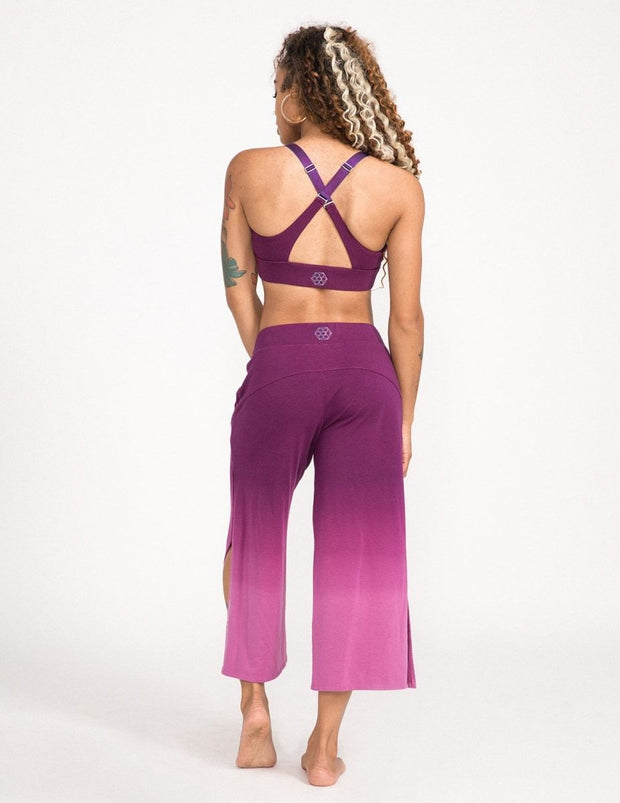 Flow Culotte - Mystic Purple Ombre - Pants
