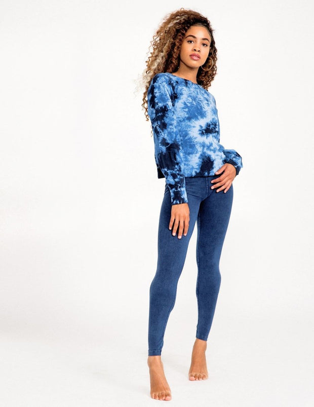 Release Pullover - Cosmos Crystal Wash - Tops