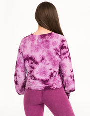Release Pullover - Mystic Crystal Wash - Tops