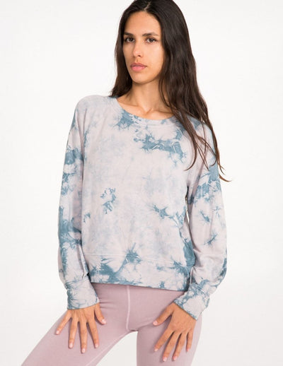Release Pullover - Stormy Crystal Wash - Tops