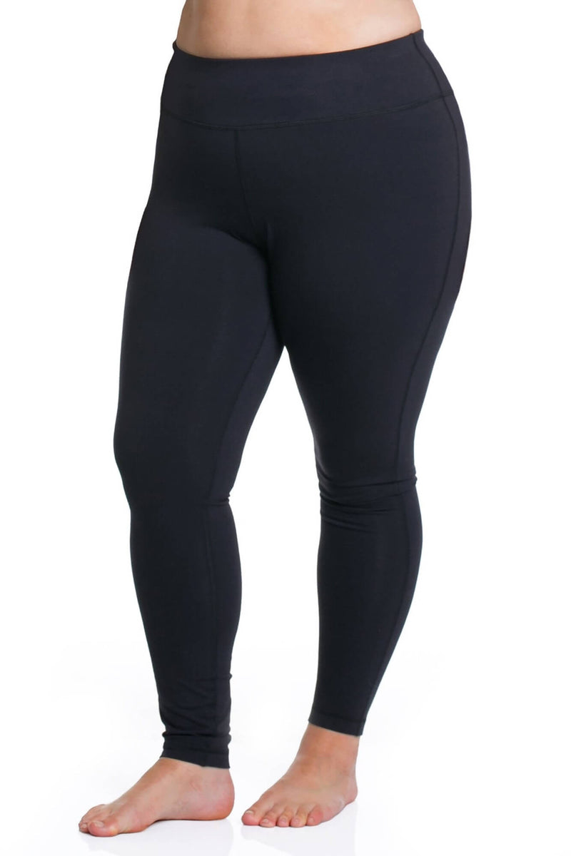 Curve Basix Leggings Black