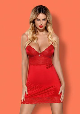 Lovica Chemise With Matching Thong
