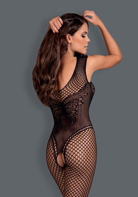 Amazing Crotchless Bodystocking