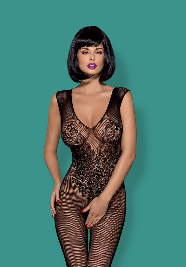 Irresistible Bodystocking With Sexy Design