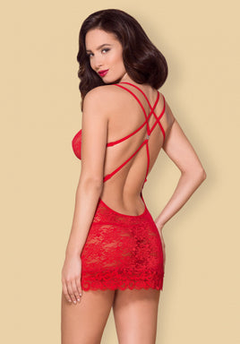 860-CHE-3 – Red Hot Chemise