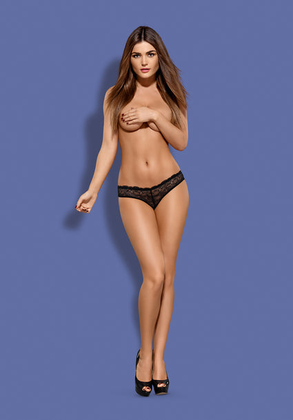 Frivolla  - European Designed Sensual Thong With Straps