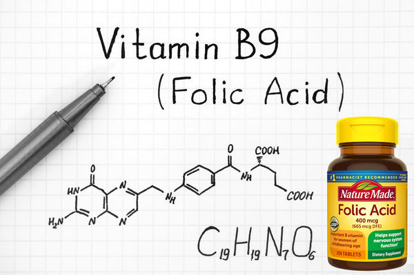 what is folic acid used for