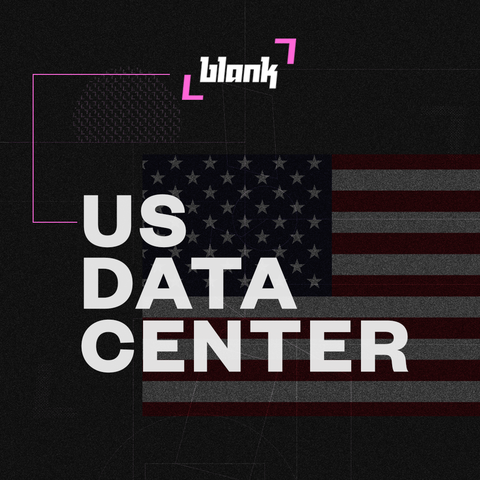 Instant delivery US Data Center